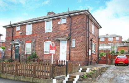 3 Bedrooms Semi Detached House for sale in Saunders Road, Sheffield, South Yorkshire