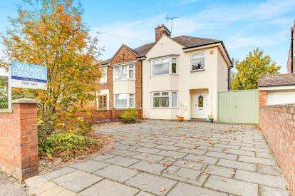 3 Bedrooms Semi Detached House for sale in Mile Road, Bedford, Bedfordshire