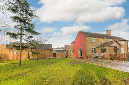House for sale in Wood End Road, Kempston, Bedford, Bedfordshire