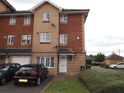 3 Bedrooms Terraced House for sale in Seager Drive, Cardiff, Caerdydd