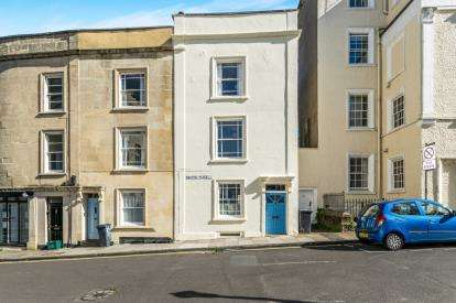 4 Bedrooms Terraced House for sale in Bruton Place, Clifton, Bristol