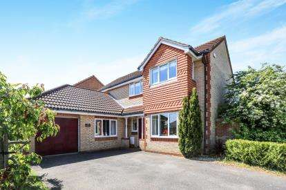 4 Bedrooms Detached House for sale in Chapel Field, Gamlingay, Sandy, Cambridgeshire
