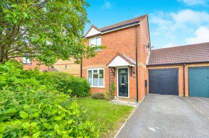 3 Bedrooms Detached House for sale in Parsley Close, Walnut Tree, Milton Keynes