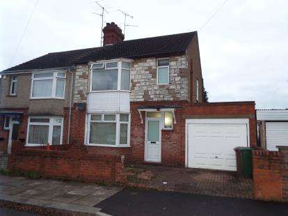 3 Bedrooms Semi Detached House for sale in Rondini Avenue, Luton, Bedfordshire