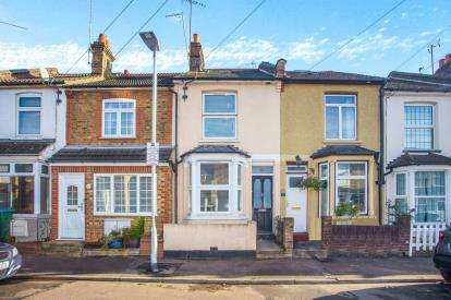 2 Bedrooms Terraced House for sale in Cannon Road, Watford, Hertfordshire