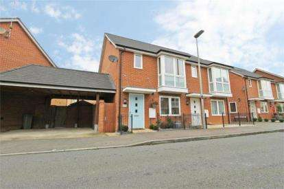 2 Bedrooms Semi Detached House for sale in Sinatra Drive, Oxley Park, Milton Keynes