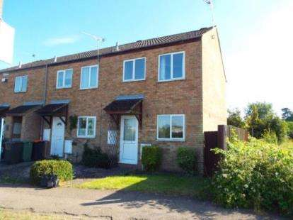 2 Bedrooms End Of Terrace House for sale in Meadway, Leighton Buzzard, Bedfordshire