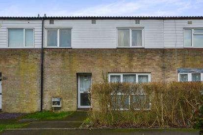 3 Bedrooms Terraced House for sale in White Alder, Stacey Bushes, Milton Keynes, Buckinghamshire