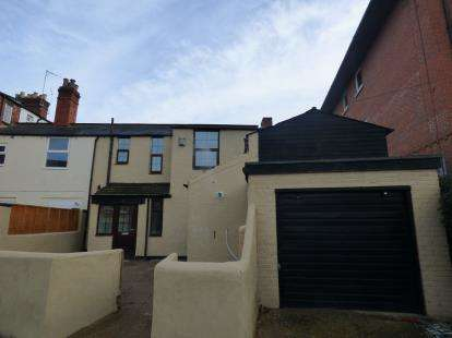 2 Bedrooms Semi Detached House for sale in St. Pauls Road, Northampton, Northamptonshire, Northants