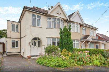 6 Bedrooms Semi Detached House for sale in Gloucester Road, Patchway, Bristol, Gloucestershire