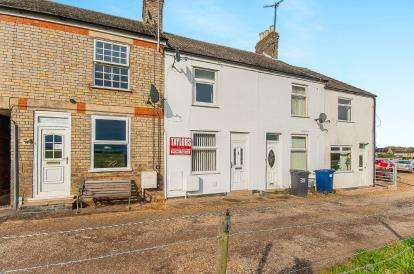3 Bedrooms Terraced House for sale in Field Terrace, Farcet, Peterborough, Cambridgeshire