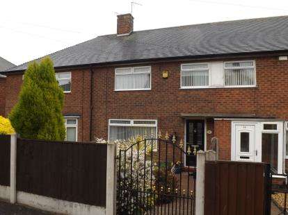 3 Bedrooms Terraced House for sale in Pastures Avenue, Clifton, Nottingham