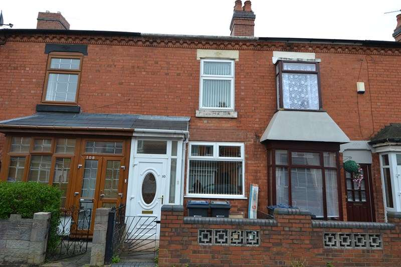 2 Bedrooms Terraced House for sale in Tenby Road, Moseley, Birmingham