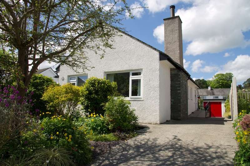 2 Bedrooms Detached Bungalow for sale in 26 Wattsfield Road, Kendal, Cumbria LA9 5JH