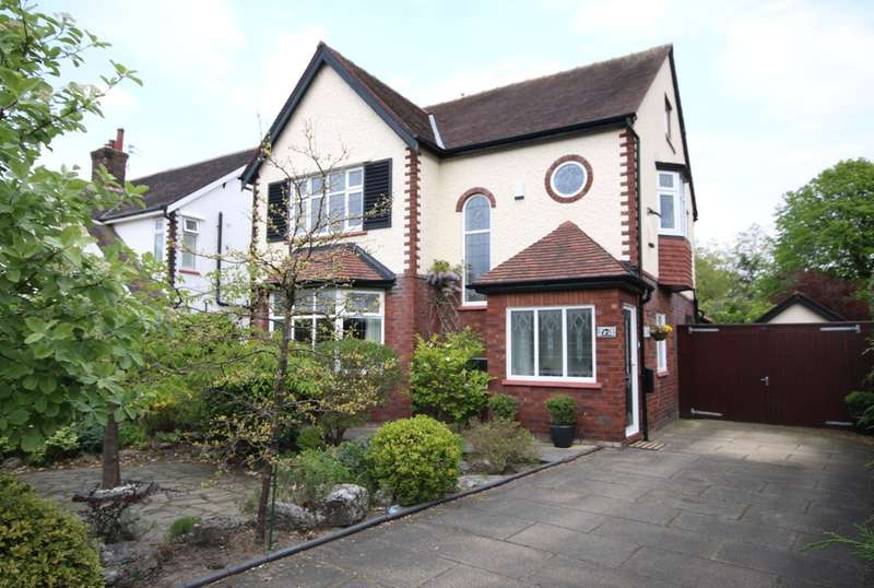 3 Bedrooms Detached House for sale in Blundell Drive, Birkdale, Southport