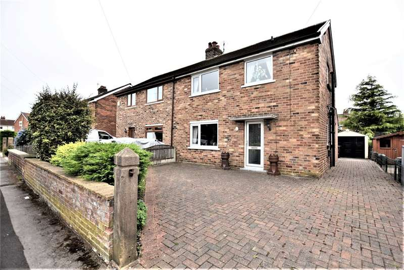 3 Bedrooms Semi Detached House for sale in Balmoral Road, Walton-Le-Dale