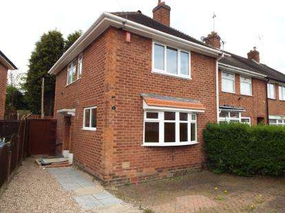 3 Bedrooms End Of Terrace House for sale in Burnel Road, Birmingham, West Midlands