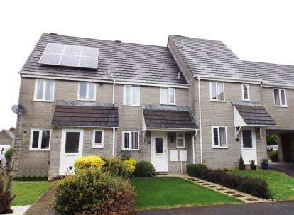 2 Bedrooms Terraced House for sale in Sherwood Road, Tetbury, Gloucestershire