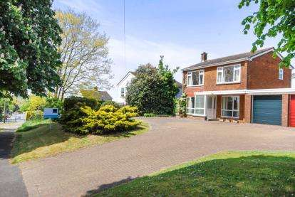 3 Bedrooms Link Detached House for sale in Newport, Isle of Wight