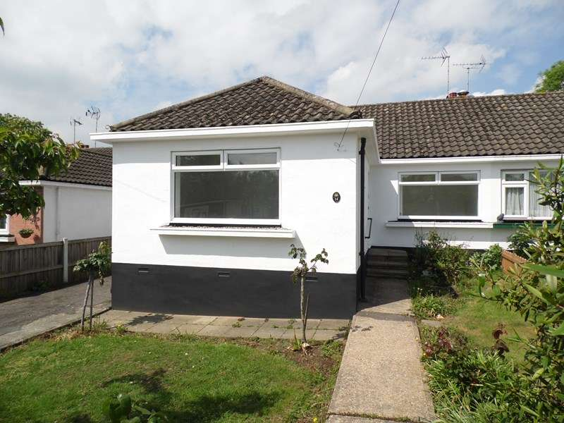3 Bedrooms Semi Detached Bungalow for sale in St. Martins Close, Rayleigh