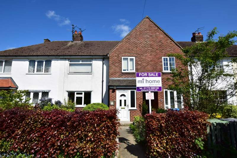 3 Bedrooms Terraced House for sale in Wray Crescent, Wrea Green