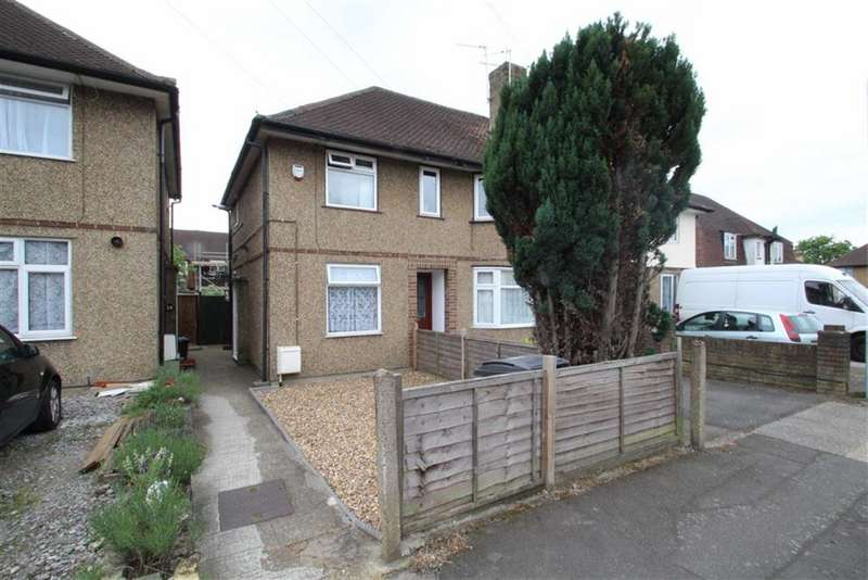3 Bedrooms Property for sale in Ashwood Avenue, Yiewsley, Middlesex