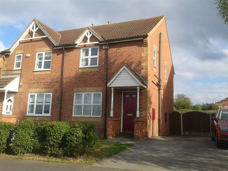3 Bedrooms Property for sale in 15 Constable Way, Dalton, Rotherham, S65 3HF