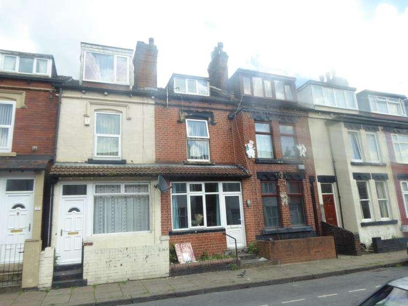 2 Bedrooms House for sale in Broughton Terrace, Harehills, LS9