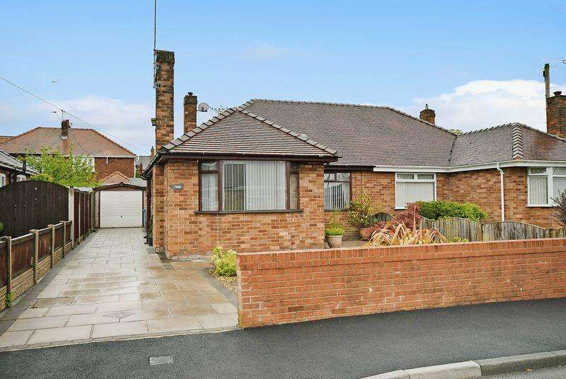 3 Bedrooms Bungalow for sale in Woodview Crescent, Widnes