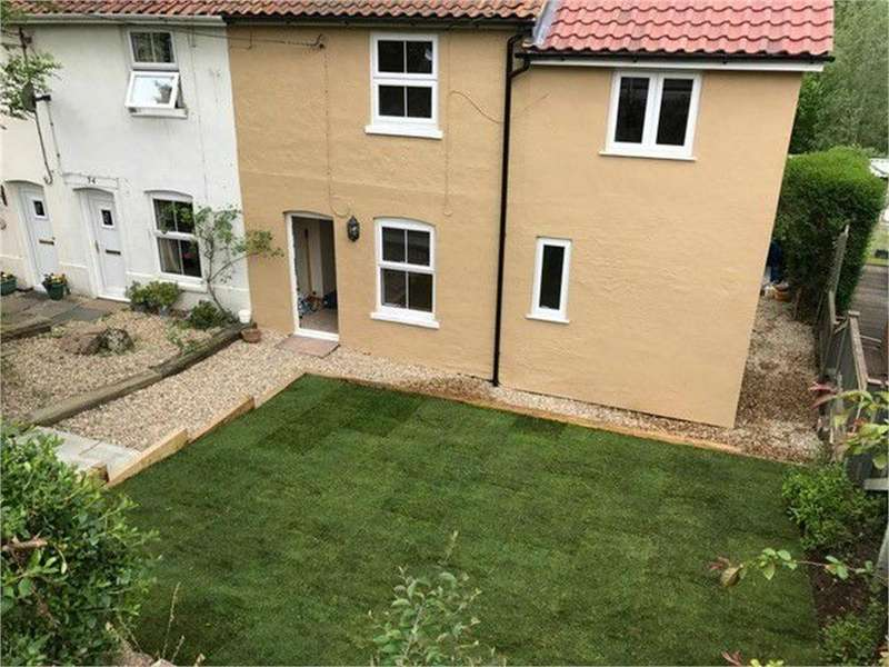 3 Bedrooms Cottage House for sale in Bures Road, Great Cornard, SUDBURY, Suffolk