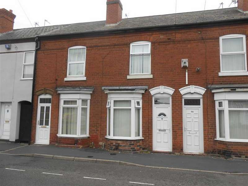 2 Bedrooms Terraced House for sale in Field Road, Bloxwich, Walsall