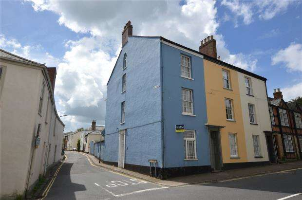 5 Bedrooms End Of Terrace House for sale in High Street, Honiton, Devon