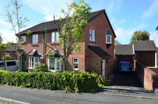 3 Bedrooms Semi Detached House for sale in Woodend Road, Plymouth, Devon