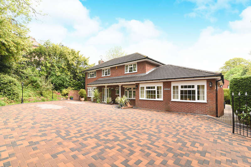 5 Bedrooms Detached House for sale in Torrs Close, Redditch, B97