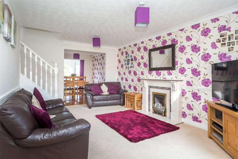 3 Bedrooms Detached House for sale in Osprey Close, York, YO24