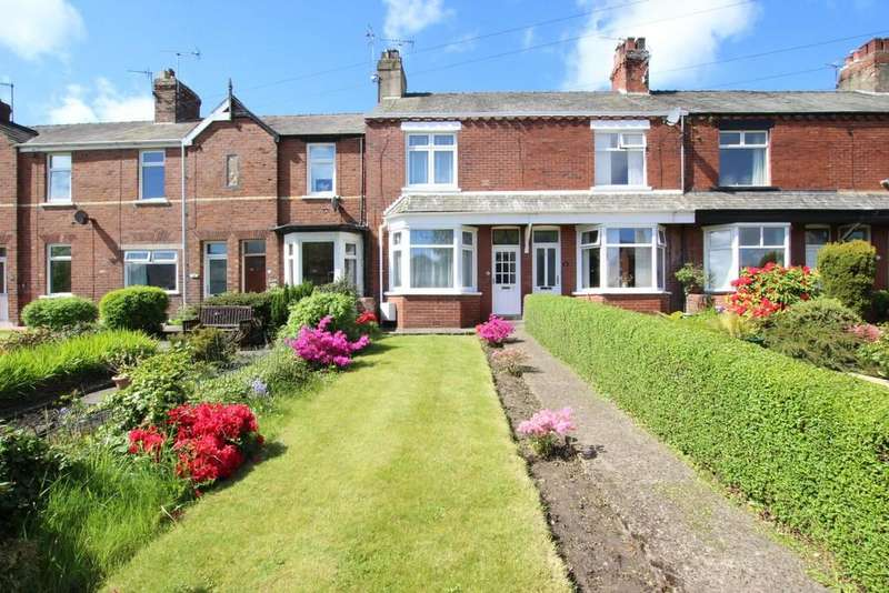 2 Bedrooms Terraced House for sale in 92 Hollow Lane, Barrow