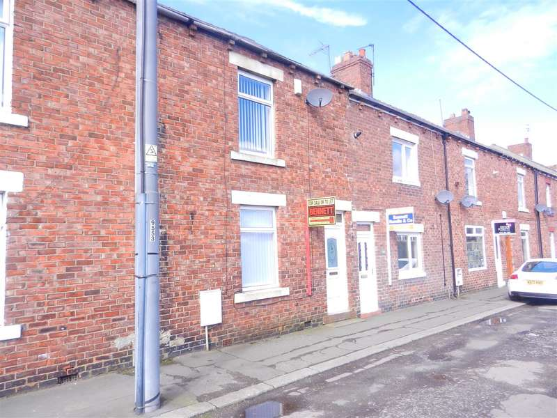 2 Bedrooms Terraced House for sale in Gladstone Street, No Place, Stanley