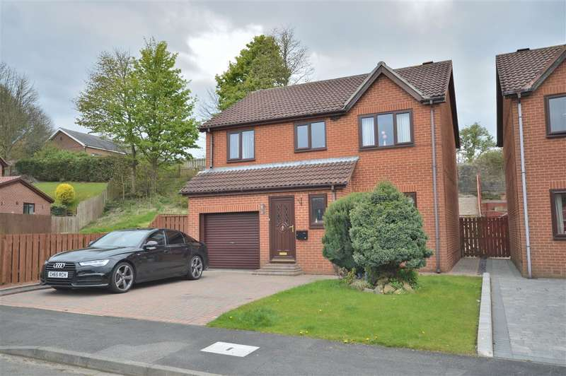 4 Bedrooms Detached House for sale in The Barns, Stanley