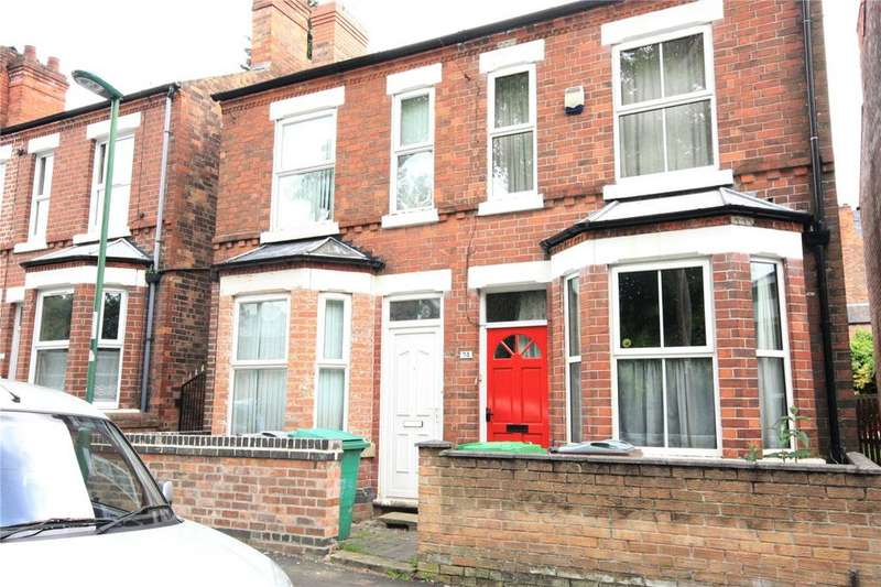 2 Bedrooms Semi Detached House for sale in Central Ave, New Basford, NG7