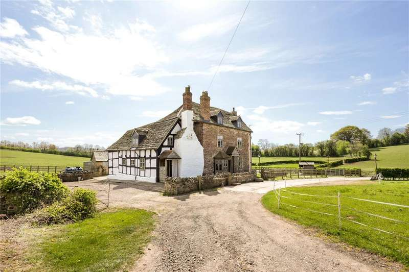 5 Bedrooms Unique Property for sale in Upton Bishop, Ross-on-Wye, Herefordshire, HR9