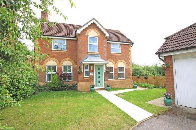 5 Bedrooms Detached House for sale in Blagrave Rise, Tilehurst, Reading, Berkshire, RG31