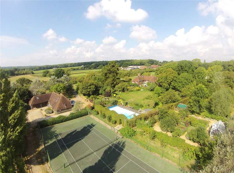 Detached House for sale in Streat Lane, Streat, Hassocks, East Sussex, BN6