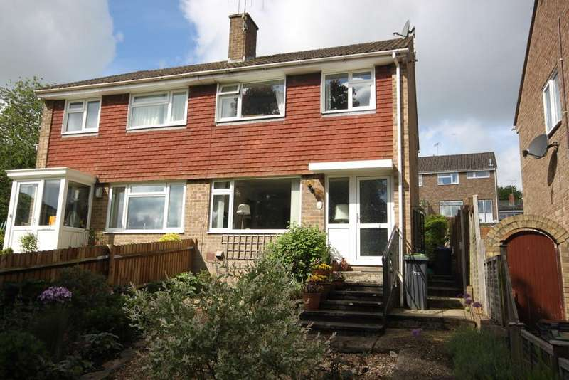 3 Bedrooms Semi Detached House for sale in MANOR FARM ROAD, SALISBURY, WILTSHIRE SP1 2RR