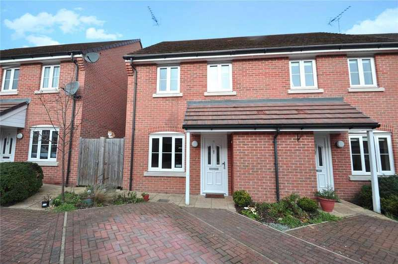 3 Bedrooms Semi Detached House for sale in Avian Avenue, Curo Park, Frogmore, St. Albans