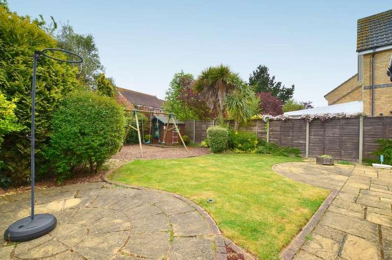 4 Bedrooms Detached House for sale in The Lloyds, Kesgrave