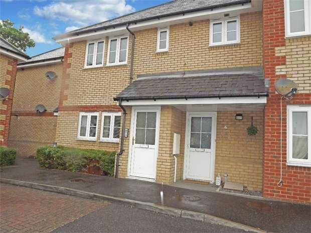 2 Bedrooms Flat for sale in Jasmine Court, Maidstone, Kent