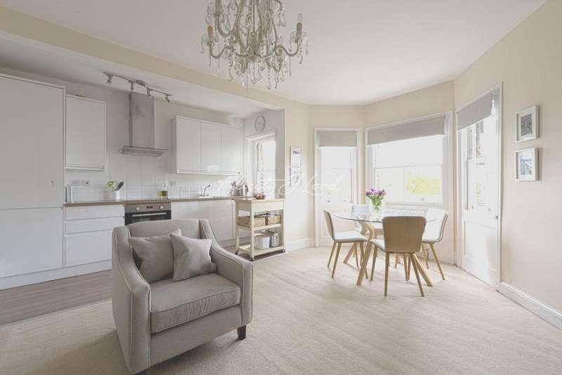 2 Bedrooms Flat for sale in Kidbrooke Grove, Blackheath SE3