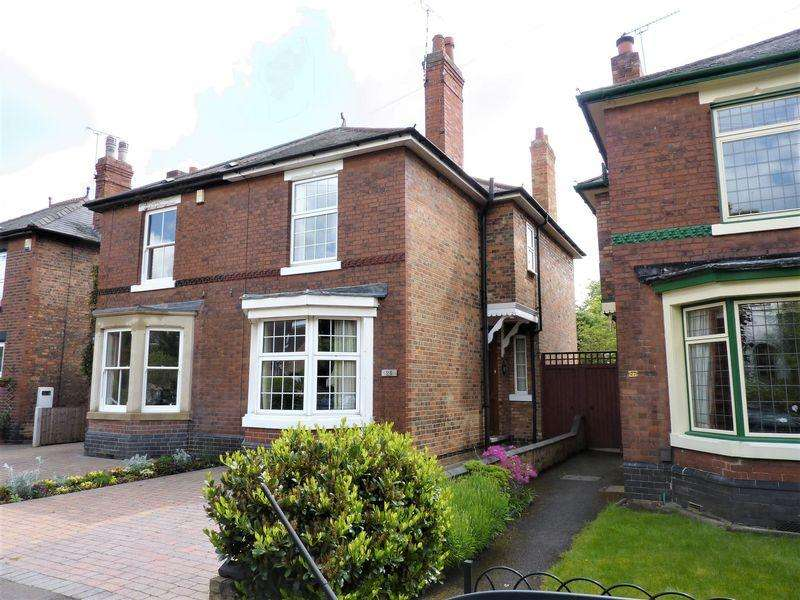 3 Bedrooms Semi Detached House for sale in Gordon Road, Borrowash