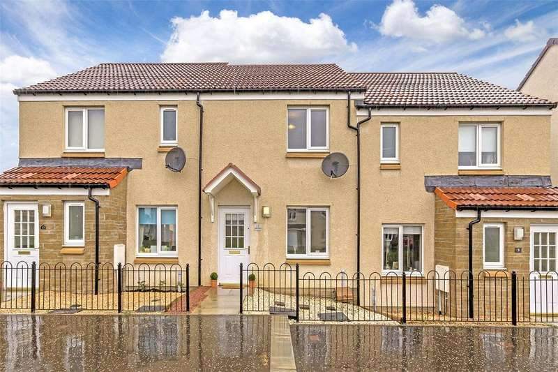2 Bedrooms Terraced House for sale in 11 Fisher Road, Wester Inch, Bathgate, EH48