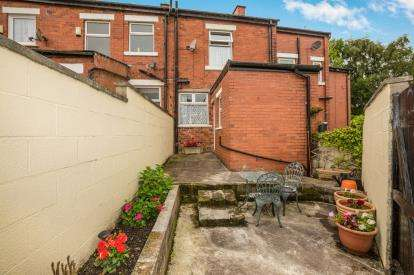2 Bedrooms Terraced House for sale in Speedwell Street, Blackburn, Lancashire, BB2